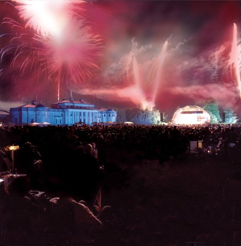 Shugborough Music and Fireworks