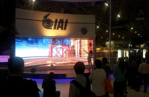 Smart AV P.3 HD LED