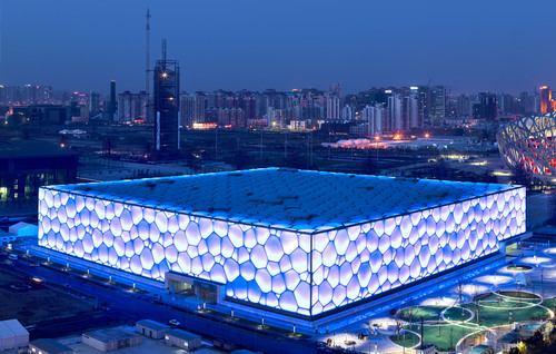 Beijing National Aquatics Centre (c) Mar