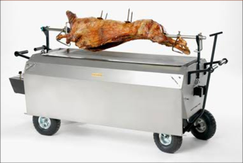 Great Hog Roast Machine