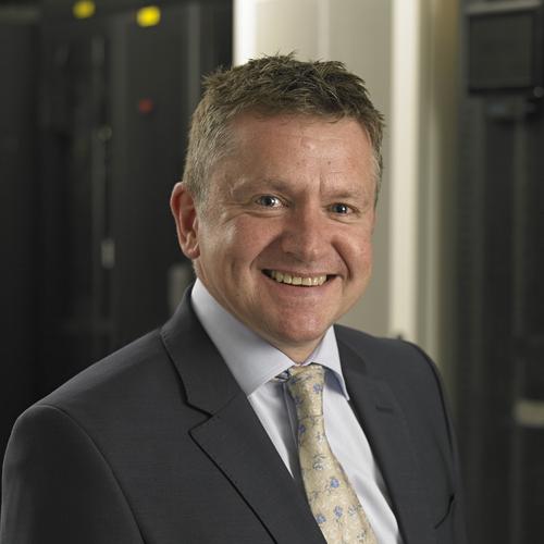 Andrew Percival - Managing Director