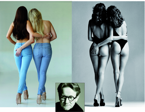 John Swannell for Smarty Pants