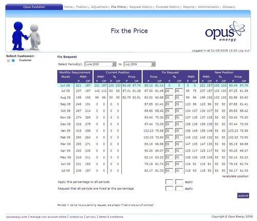 Opus Evolution Screen Shot