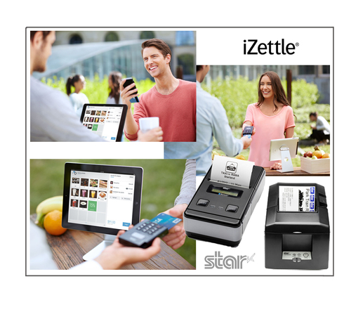 iZettle and Star Printing Solutions