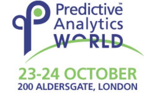 Predictive Analytics World - London