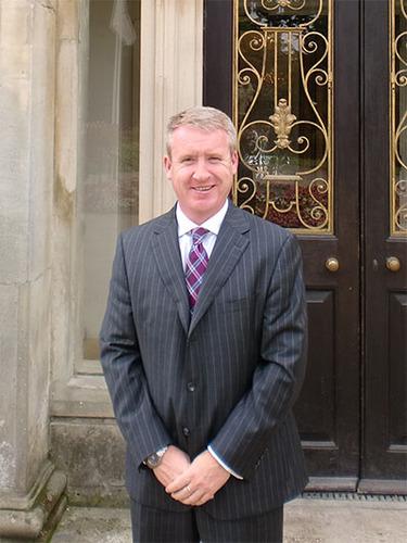 Neill Walker, Down Hall
