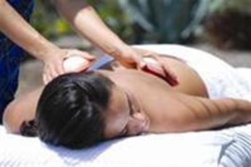 Lava Shell Massage