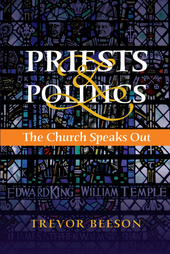 Priests and Politics front cover