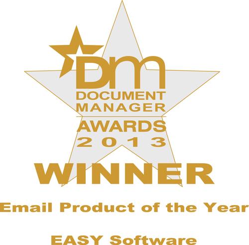 EASY Software wins DM Award 2013