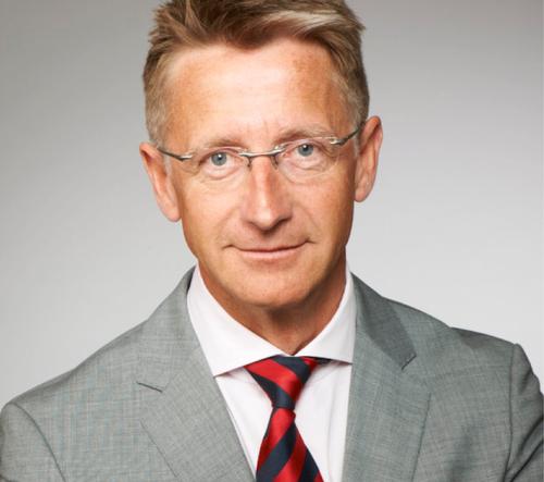 Claes Svensson, CEO of Redeem Holdings