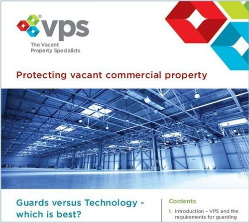 Cover page for Guards vs Technology
