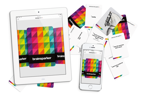 brainsparker app - boost your creativity
