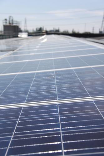 Solar solution for Asset International
