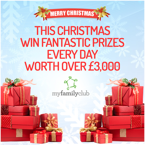 Christmas Advent Calendar Giveaway