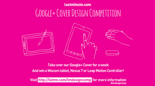 lastminute.com logo competition