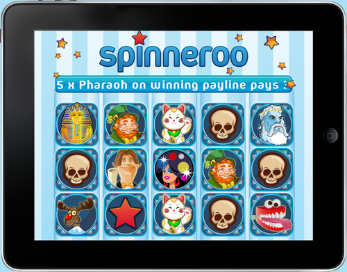 Spinneroo Mobile Slot Machine
