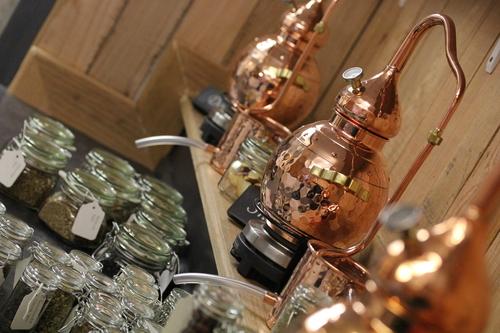 City of London Distillery Gin Lab