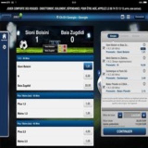ParionsWeb app