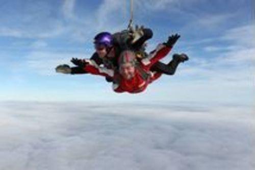 Trimega Charity Skydive
