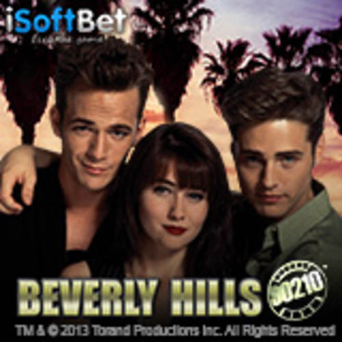 iSoftBet's Beverly Hills 90210 slot