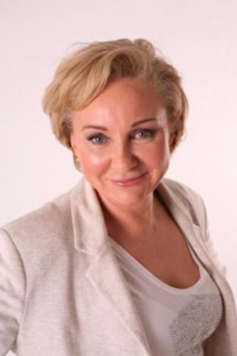 Fiona Harrold, coach and mentor