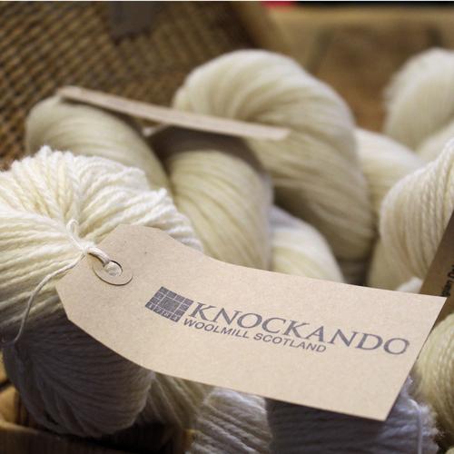DK Dala wool from Knockando Woolmill