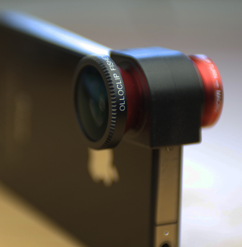 olloclip distributed in UK by Widget
