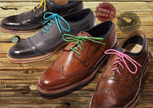 Goodwin Smith Coloured Laces