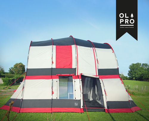 Downton two-storey tent from OLPRO