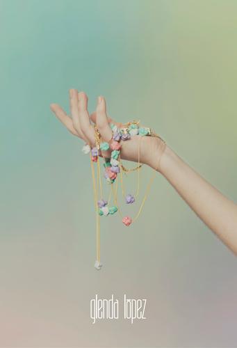 Glenda Lopez Popcorn jewellery