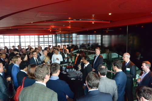 Launch Event - Heron Tower