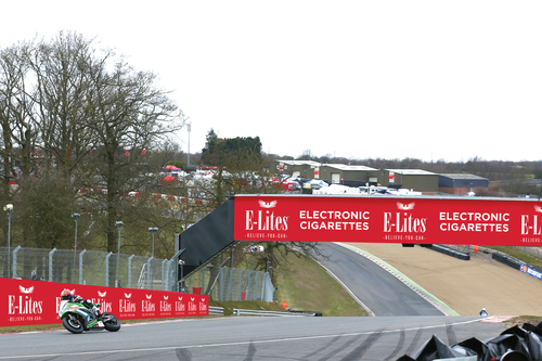 Impression Of E-Lites At Brands Hatch