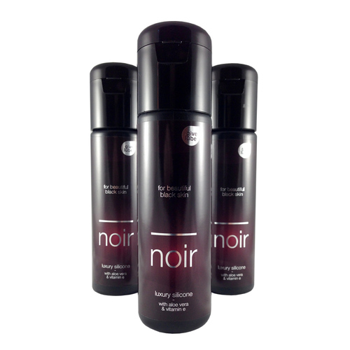 Noir, for beautiful black skin