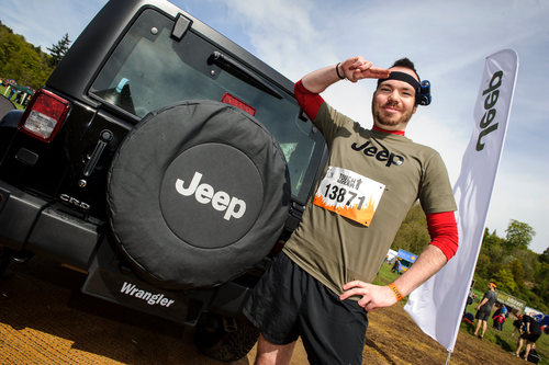 Jeep Sponsors Tough Mudder