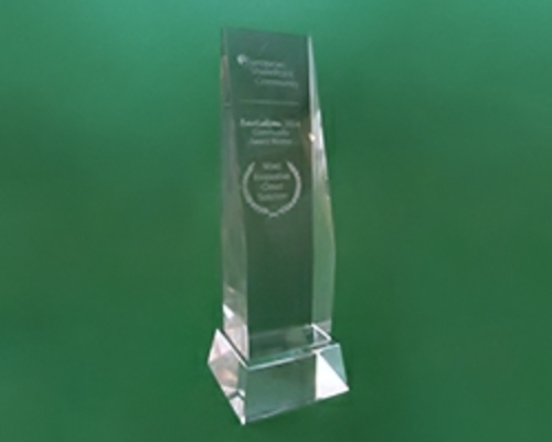 """Most Innovative Cloud Solution"" Award"