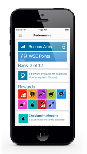 SuMo for Salesforce - iPhone