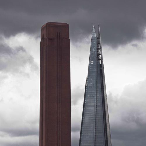 Richard Brine - Tate Modern & Shard