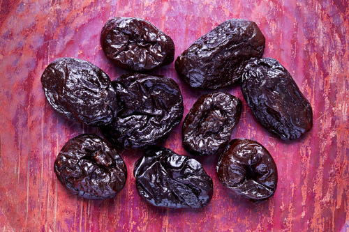 California Prunes may be the answer to w