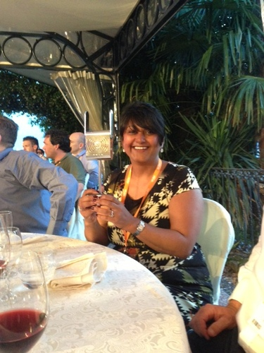 Anita Mistry Director of Sales & Award