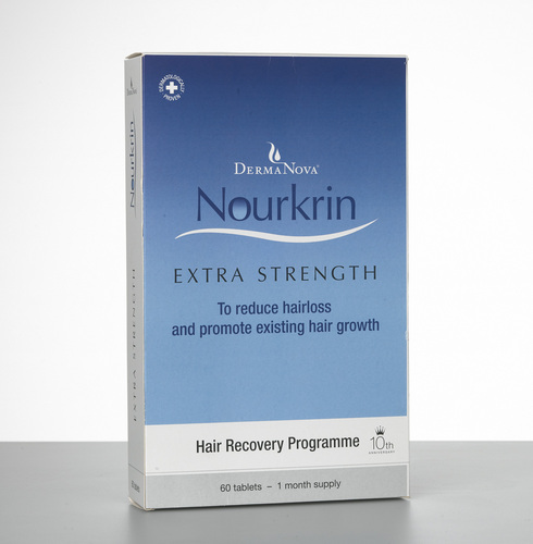 Nourkrin the number one hair loss brand
