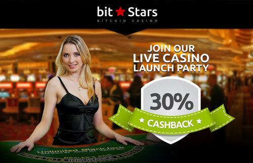Bitstars launches bitcoin Live Casino