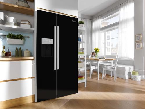 Beko American-Style Fridge Freezer