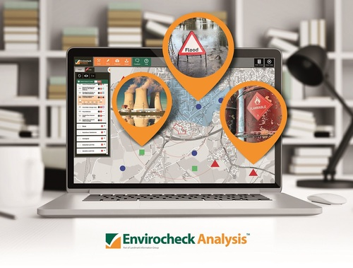 Envirocheck Analysis from Landmark