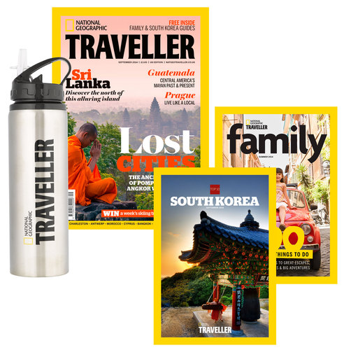 Latest issue, guides & subscription gift
