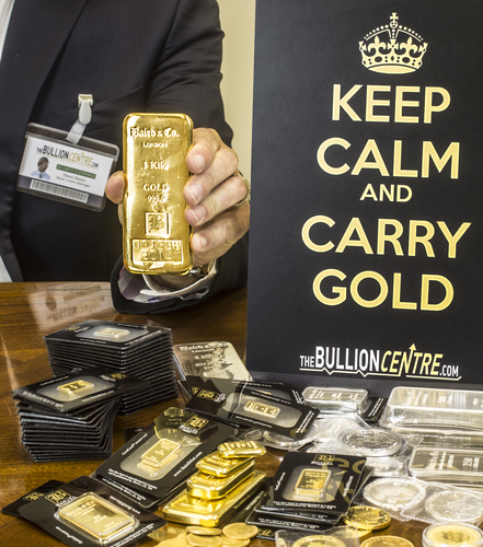 Thebullioncentre.com gold investment