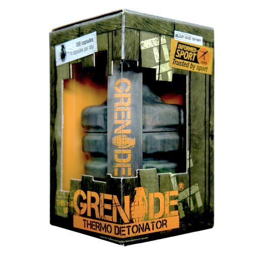 Informed Sport Grenade