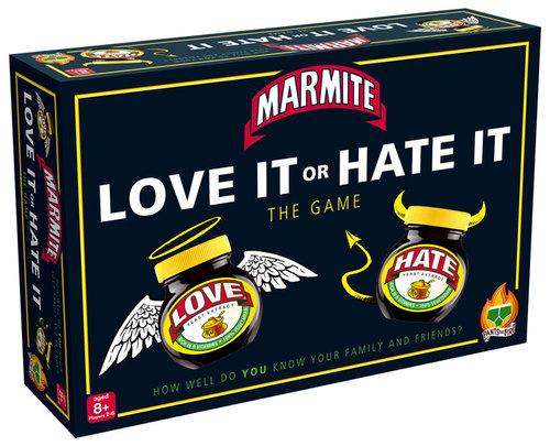 Love It or Hate It - Marmite board game