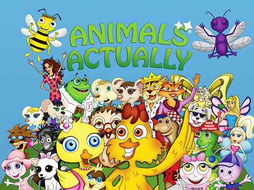 Animals Actually Game Image