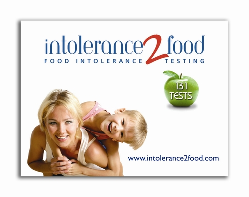 intolerance2food.com - test kit box