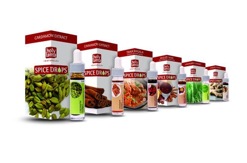 Smarter way to flavour food and drink
